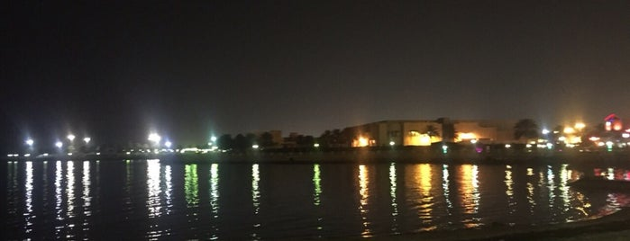 Khobar Corniche is one of Adam's Liked Places.