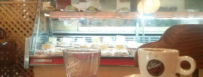 La Bodeguita is one of Ruta de cafés, sandwich, almuerzos.