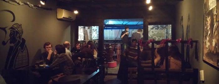 Sherlock Pub is one of Türkü 님이 저장한 장소.
