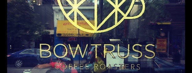 Bow Truss Coffee Roasters is one of Tempat yang Disimpan Gabby.
