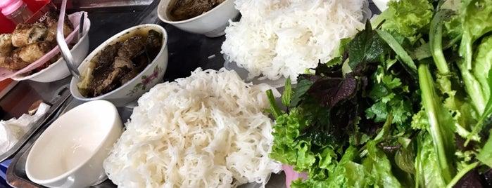 Bun Cha Hang Manh is one of Hanoi.