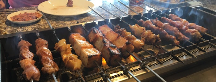 Feng Wei BBQ is one of ASIAN MUSLIM.