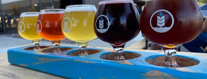 Pure Project Brewing is one of CA-San Diego Breweries.