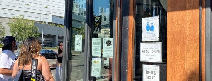 Eggslut is one of LA cafe/sandwich/lunch.