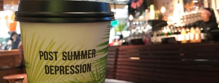 Surf Coffee is one of สถานที่ที่ Anastasia ถูกใจ.