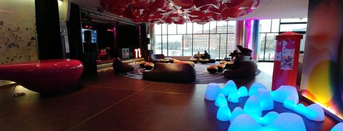 nhow Studios is one of Berlin.