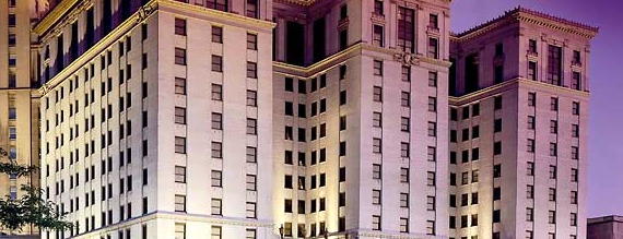 Renaissance Cleveland Hotel is one of Stephenさんのお気に入りスポット.