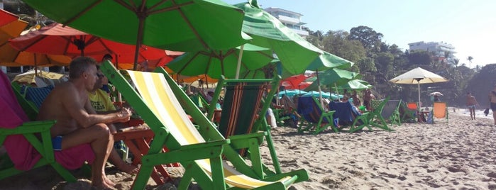 Green Chairs is one of Peurto Vallarta.