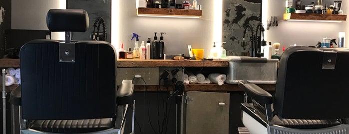 Pepe's Barbershop is one of Posti che sono piaciuti a Vova.
