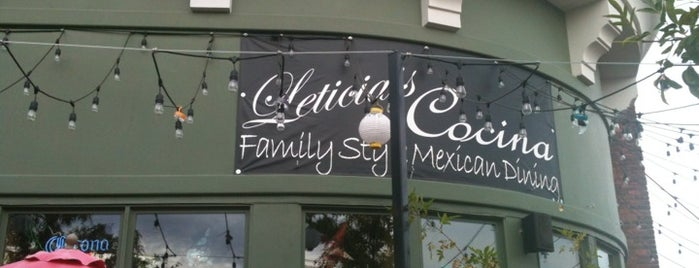 Leticia's Mexican Cocina is one of Vegas Cheap (and Delicious) Eats 2012.