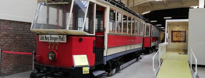 Remise – Verkehrsmuseum der Wiener Linien is one of Lange Nacht der Museen.