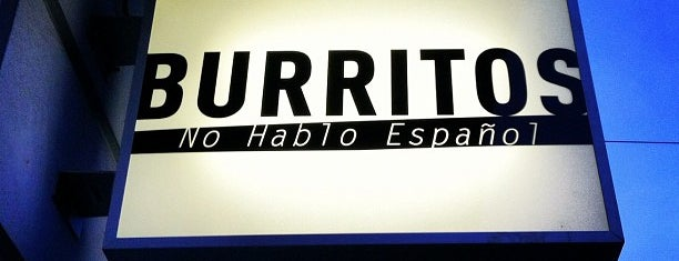 No Hablo Español is one of Sitios de comercio y bebercio poco conocidos.