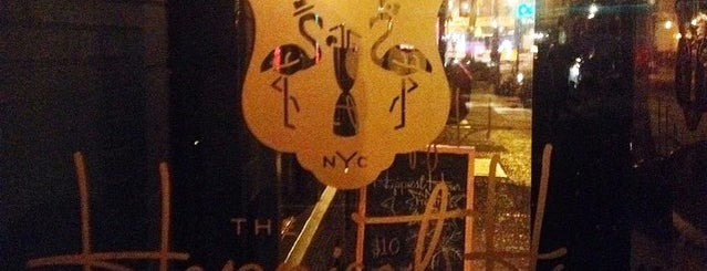 The Happiest Hour is one of New York | Speakeasy & Bar.