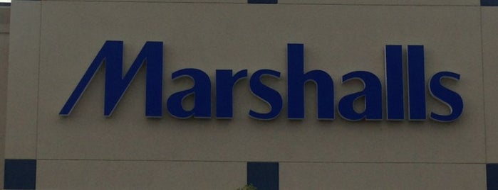 Marshalls is one of Orte, die Angela gefallen.