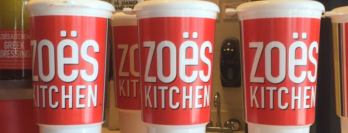 Zoës Kitchen is one of Orlando.