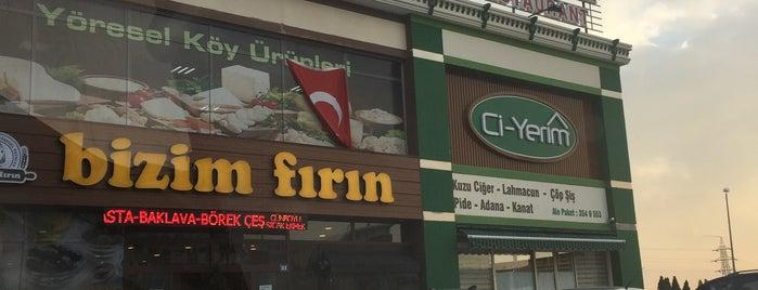 ci-yerim is one of Yemek.