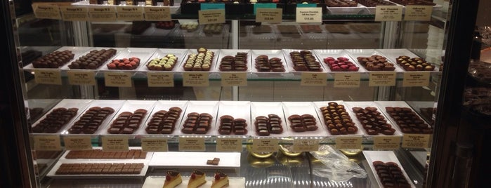Jubilee Chocolatier is one of Food.