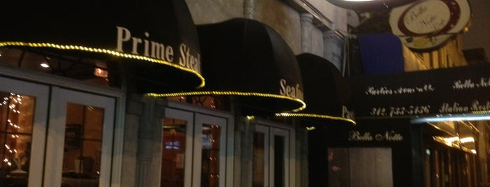 Bella Notte Ristorante is one of Chicago To-Eat 2.