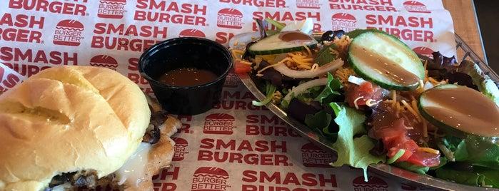 Smashburger is one of Locais salvos de Vicky.