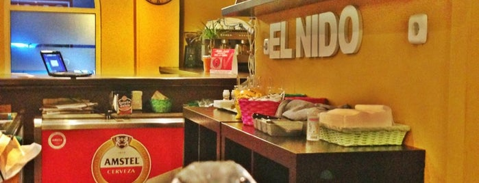 El Nido Bar is one of Mis favoritos Cartagena.