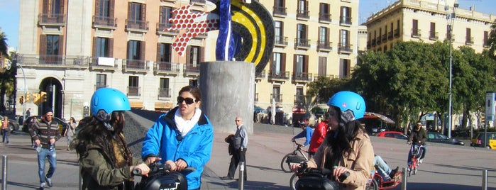 Euro Segway Barcelona is one of Slavaさんのお気に入りスポット.