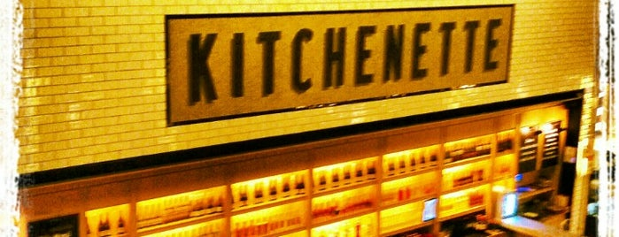 Kitchenette is one of Ali 님이 좋아한 장소.