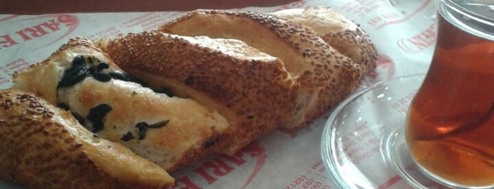 Has Simit Evi is one of Seyyidさんのお気に入りスポット.