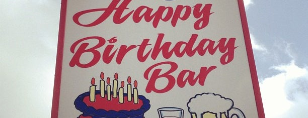 Ray's Happy Birthday Bar is one of Philadelphia's Best Bars 2011.