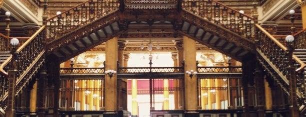 Quinta Casa de Correos (Palacio Postal) is one of Ciudad de México y alrededores.