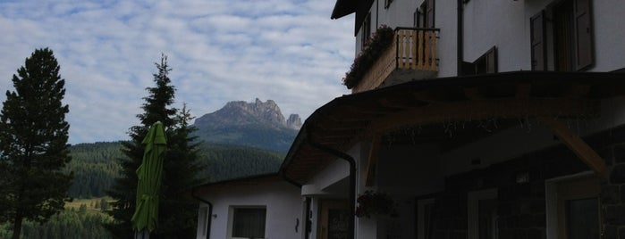 Ciasa Alpina Relax Hotel is one of Action: Consulenza Marketing per l'Hotellerie.