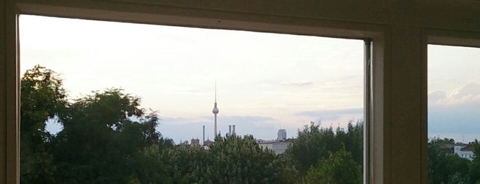 The Observation Deck is one of Berlin.