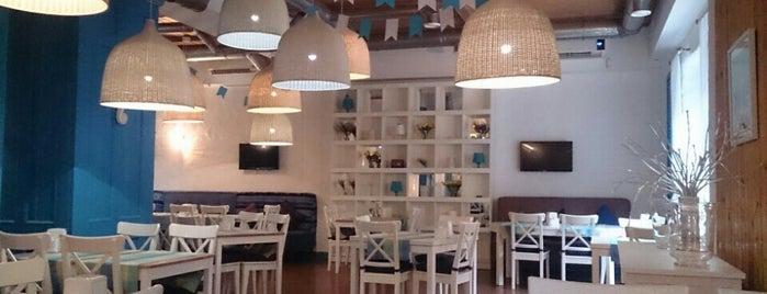 Kalimera Cafe is one of Orte, die Anar gefallen.
