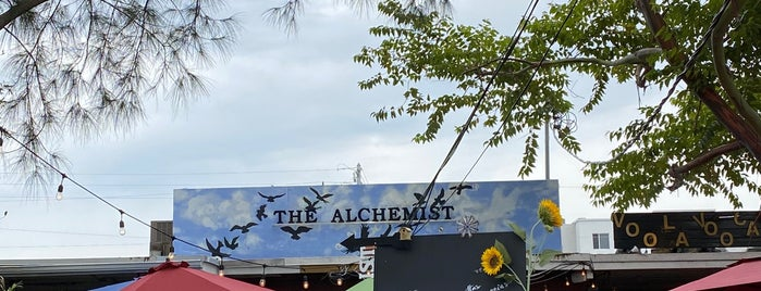 Alchemist is one of Go with the Flo-rida.