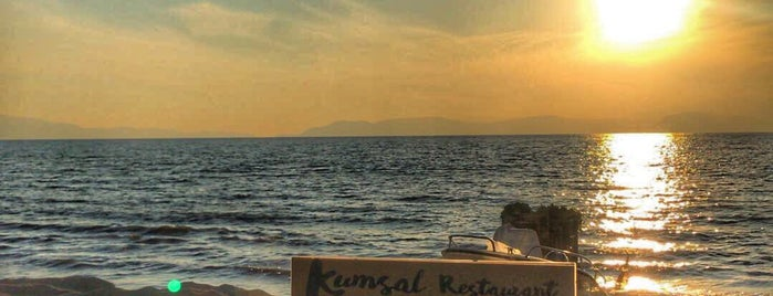 Kumsal Beach Club & Restaurant is one of AYDIN.