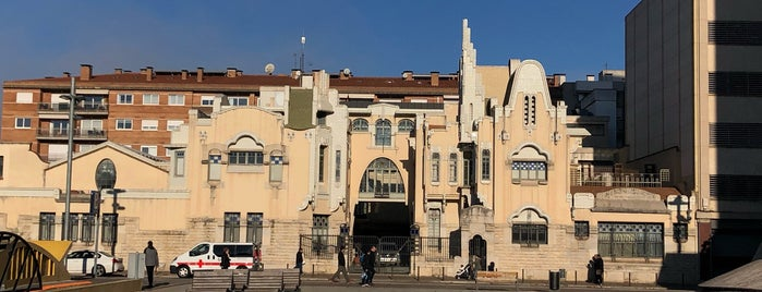 La Farinera is one of girona I.