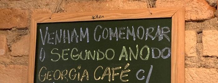Georgia Café is one of Posti che sono piaciuti a Joao.