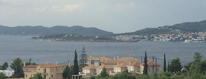 On The Deck is one of Spetses Island.