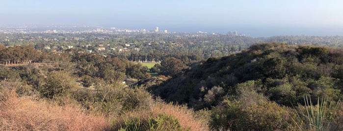 Inspiration Point is one of LA Stroll.