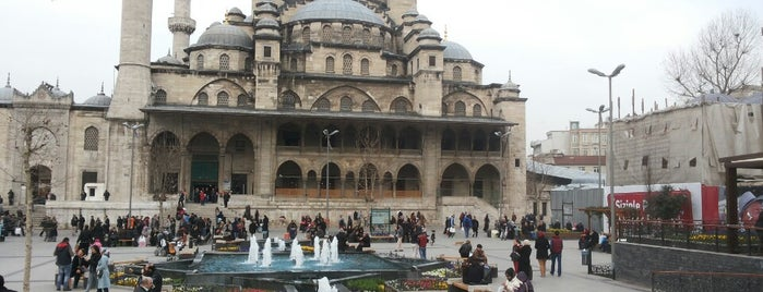 Yeni Cami is one of 52 Places You Should Definitely Visit in İstanbul.