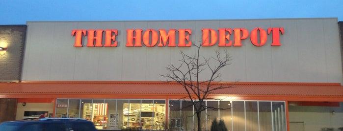 The Home Depot is one of Orte, die NZingha gefallen.