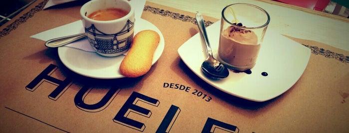 Café Huelen 85 is one of Food & Fun - Santiago de Chile.