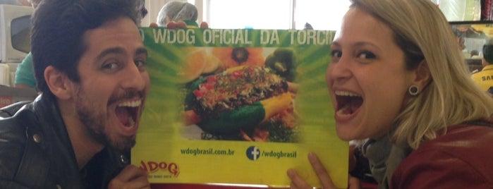 WDog is one of Orte, die Vinicius gefallen.