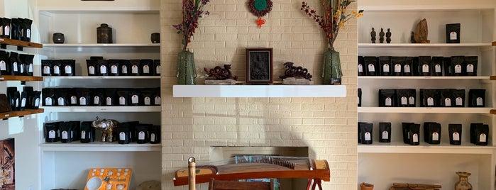Guan Yin Tea House is one of Austin 18.