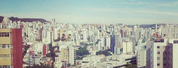 Quality Hotel Afonso Pena is one of Ótimos hotéis de Belo Horizonte.