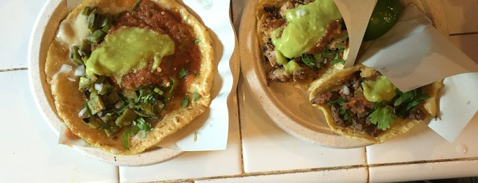 Los Tacos No. 1 is one of Mexican Food in NYC.