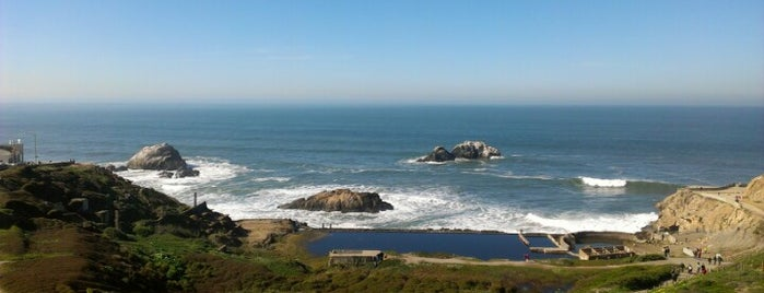 Lands End Lookout is one of San Francisco Bay.