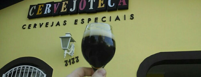 Cervejoteca Campinas is one of Drinks Campinas.
