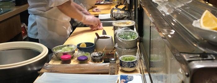 Sushi Katsuei is one of Best Food in NYC.