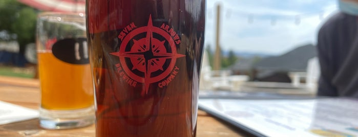 Seven Arrows Brewing Company is one of Best Of Virginia.