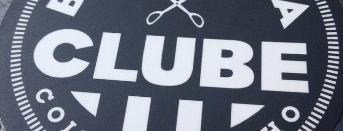 Barbearia Clube is one of สถานที่ที่ Mr. ถูกใจ.